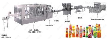 梨颗粒饮料灌装设备厂家