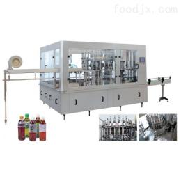 熱灌裝果汁飲料三合一機械