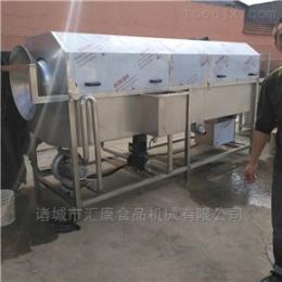 TQX-3000型核桃清洗机 滚筒毛刷洗袋机