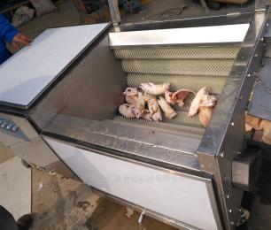 MQX-1000型牛蹄清洗機 多功能羊蹄羊頭加工設備