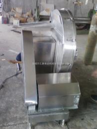 BR-200型冷冻肉切片机,冻肉板破碎机,冻肉快速切碎机