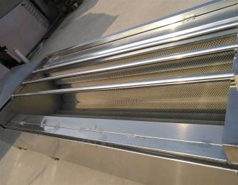 MQX-800型莲藕清洗机 厨房用设备 进口毛棍