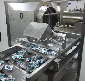 TQX-3滚筒洗袋机 酱菜包装袋清洗机 厂家报价