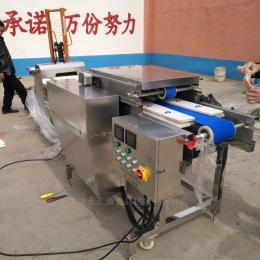 QTJ-4000汇康牌鸡柳切条机,连续式鸡大胸切丝机