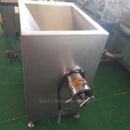 JR-120型冻肉绞肉机,100型碎肉机,冷冻肉破碎设备