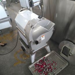 QDJ-200型杏鲍菇切片机,切丁切片切段切块专用设备