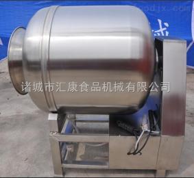 GR-300型鸡柳真空滚揉机、鸡胸肉腌制机、制造小型肉类滚揉机