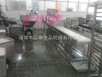MPJ-6米千葉豆腐自動裝盤機、千葉豆腐裝盤流水線、匯康專業制造生產