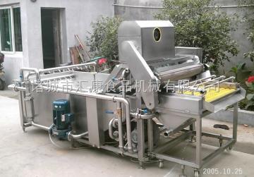 QX-6米翻浪清洗机  海产品清洗机  臭氧消毒清洗机