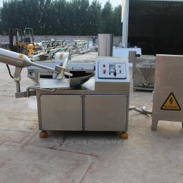 ZB-40型魚腸斬拌機,雞肉腸斬拌機,親親腸斬拌機,臺烤腸斬拌機
