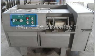 QD-350型五花肉切肉片机器  冷鲜牛肉切肉机  鱿鱼切片机
