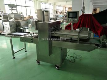 LM-280型冷凍曲奇切片機生產線