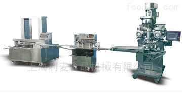 LM-2860多功能全自动月饼包馅成型生产线