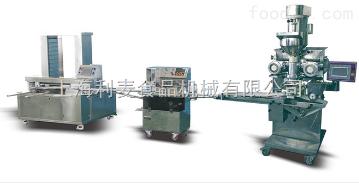 LM-2860包餡機多功能自動包餡成型機