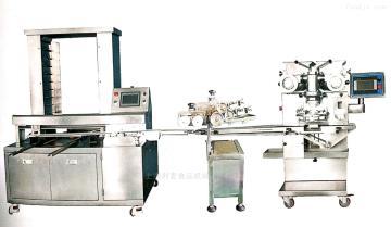 LM-2860-H杭式松餅生產線