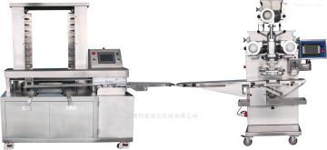LM-2860II熊猫(企鹅)饼生产线