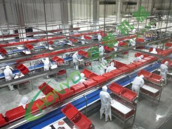 肉牛屠宰分割整套工艺流程