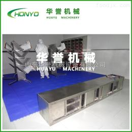 HY-XG食品厂不锈钢鞋柜