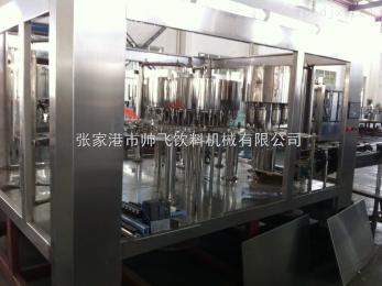 6000瓶产量液体灌装机械