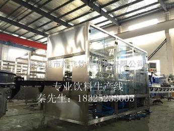 ZX张家港饮料机械厂家直销大瓶水生产线
