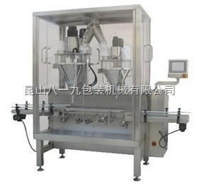 厂家热销不锈钢直线8头液体灌装机