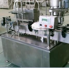K819-GX-4全自动酱菜腐乳补油灌装机