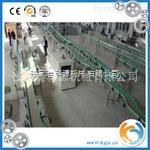 礦泉水生產線動力輸送系統