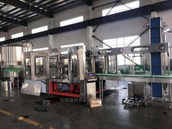 DGF40-40-10等压三合一灌装机碳酸饮料生产线设备