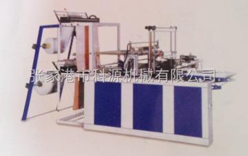 電腦控制雙層薄膜封切機設備