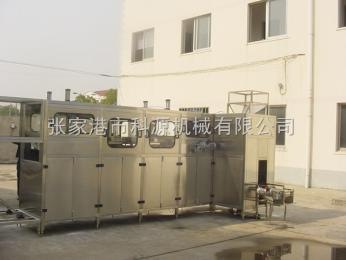 QGF-300桶装线 大桶水灌装机 5加仑桶装机 灌装机 水处理