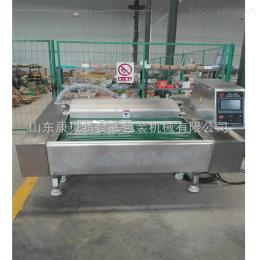山东真空包装榨菜机 休闲食品滚动式真空包装机