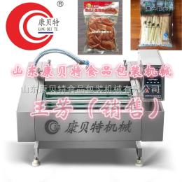 猪尾巴卤味肉类滚动式真空包装机 包装效率高