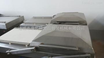 DZ-600/4S鹵味豬腳真空包裝機  豬蹄雙室家用真空包裝機