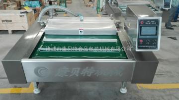 自动食品包装机|麻辣豆腐干滚动式真空包装机省人工
