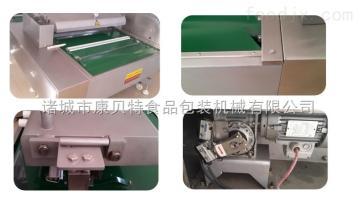 GB-1000果脯连续滚动式真空包装机