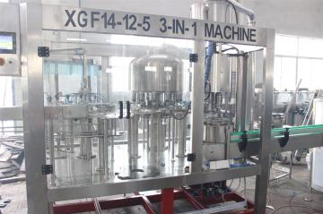 DCGF14-12-5全自动含气饮料生产线