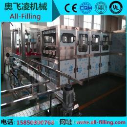 自动化桶装矿泉水灌装机