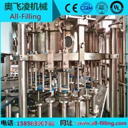 含气饮料灌装机 啤酒灌装设备 碳酸饮料机械