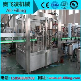 全自动碳酸饮料灌装机 全套含气饮料生产线设备