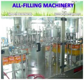 全自動灌裝機 茶飲料果汁熱灌裝生產線 牛奶灌裝機
