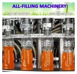 全自动灌装机 凉茶果汁饮料灌装设备