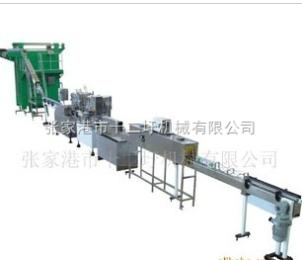2000-8000罐/時含氣易拉罐生產線