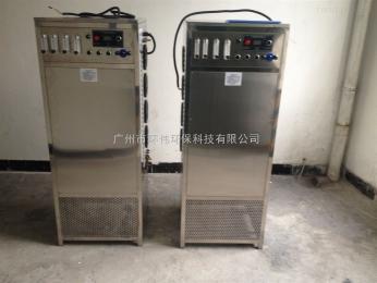 HW-ET-100G空调循环冷却水管道杀菌用臭氧设备