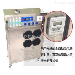 HW-O2-O3-100g蔬菜保鲜冷库杀菌臭氧消毒机、水果储存冷库灭菌臭氧发生器