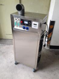 HW-o2-o3-50G食品厂无菌车间杀菌臭氧发生器、包装盒灭菌臭氧消毒机