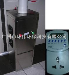 HW-LG-20g日化用品厂/食品厂包装车间专用高效臭氧空气消毒机