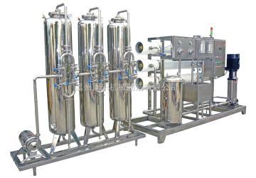 RO去离子原水处理设备