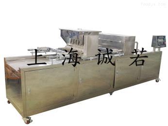 誠若牌蛋糕設備 半自動蛋糕生產線 蛋黃派設備