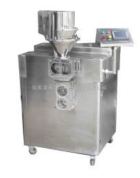GLC-25實驗室外伸式干法快速制粒機