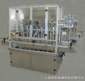 GX-1500直線式液體灌裝機